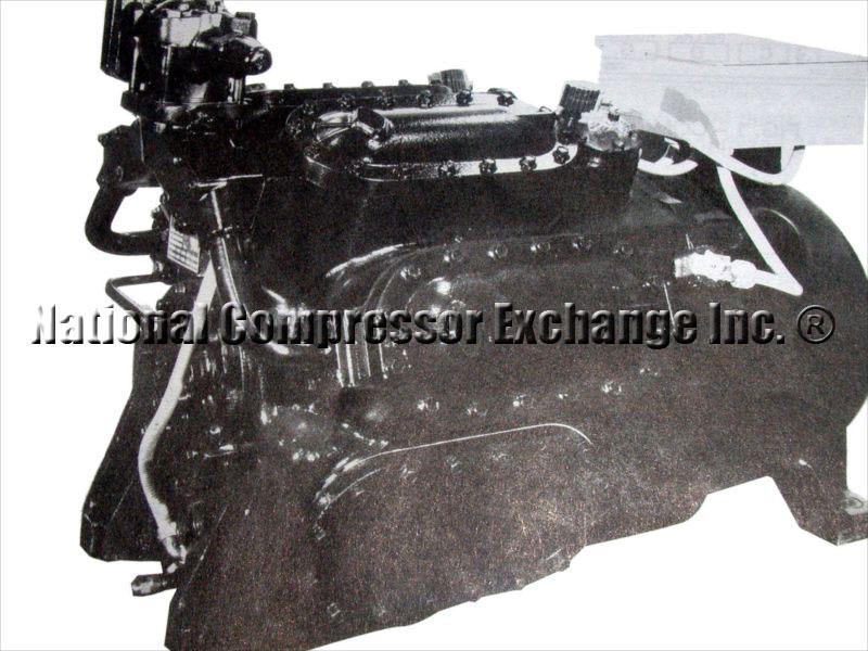 York Model JK Semi-Hermetic Compressors