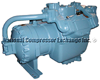 Model 06CC Compound Cooling Semi-Hermetic Compressors