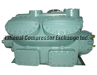 Model 5H Open Drive Compressors (5H80-A219, 5H86-A219) & Model 06G Reciprocating Semi-Hermetic Compressors