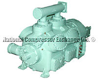 Model 06L Reciprocating Semi-Hermetic Compressors