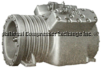 Dunham Bush D Line Direct Drive Compressor