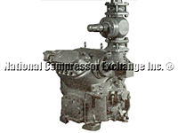 York Model Y Series Reciprocating Open Drive Compressors