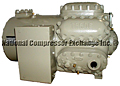 Trane Model 2F Reciprocating Semi-Hermetic Compressors (2F5A58, 2F5A68)